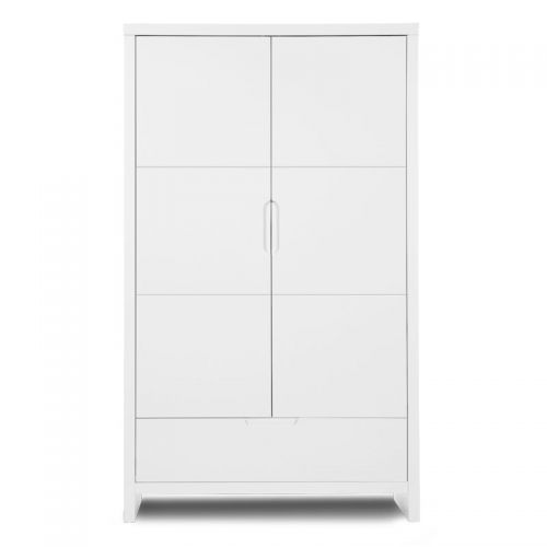 Armario de 2 puertas Quadro White - Childhome