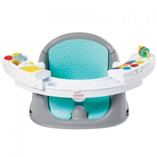 Asiento de Actividades Trona 3 en 1 Infantino Música y Luces