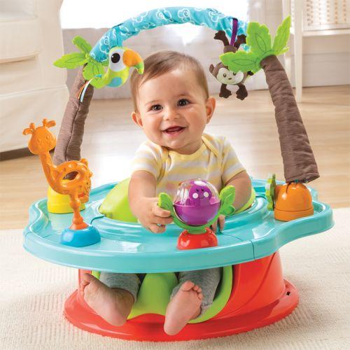 Asiento de Actividades con Bandeja Wild Safary - Summer Infant