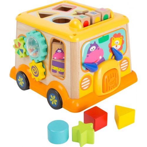 Autobús escolar Amarillo , Juego Motriz