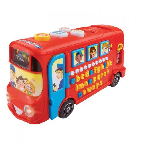 Autobús con número, letras y música en Inglés - Vtech