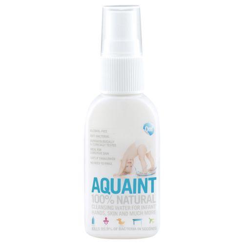 """Esterilizador en Spray 100% Natural de """"Aquaint"""". Tamaño Pequeño"""