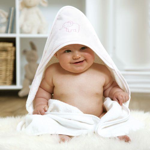 Capa de Baño para Bebé - JojoMamanBebe