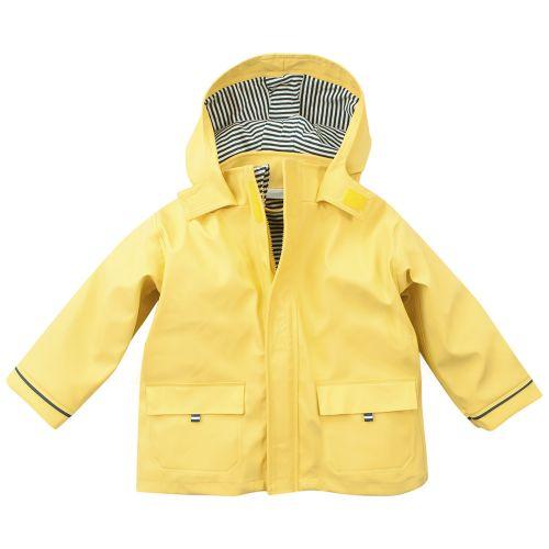 """Chubasquero para bebés y niños Impermeable """"El Gran Capitán"""" Amarillo"""