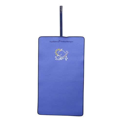 Cambiador de Piscina de Neopreno para Bebé Azul