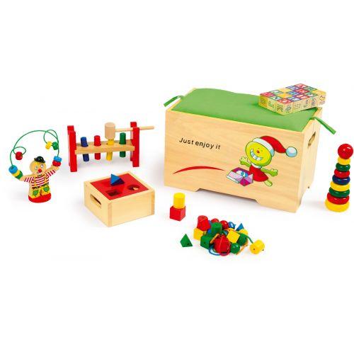 Baúl de juegos para Niños