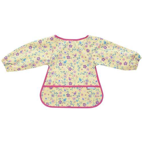 Babero de manga Larga - Varios Colores - de 0 meses a 3 años