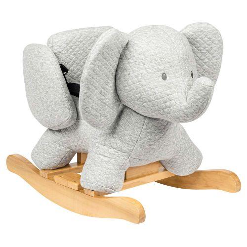 Balancín de madera Tembo el Elefante , Nattou