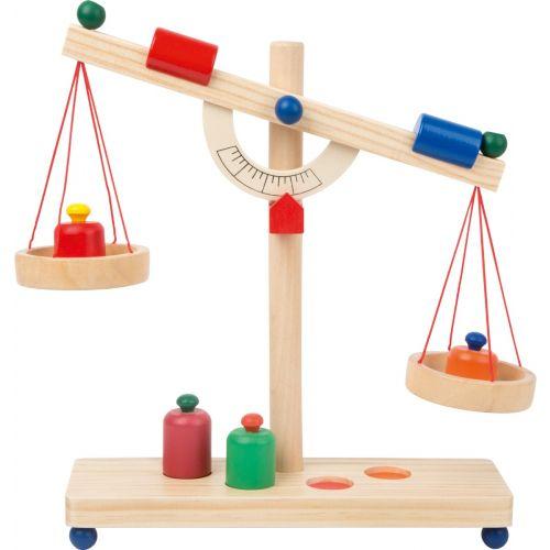 Balanza Romana juguete de madera