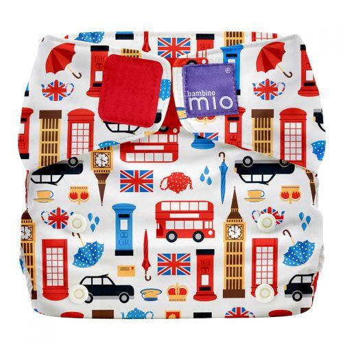 Bambino Mio Miosolo Pañal - Diseño Gran Bretaña