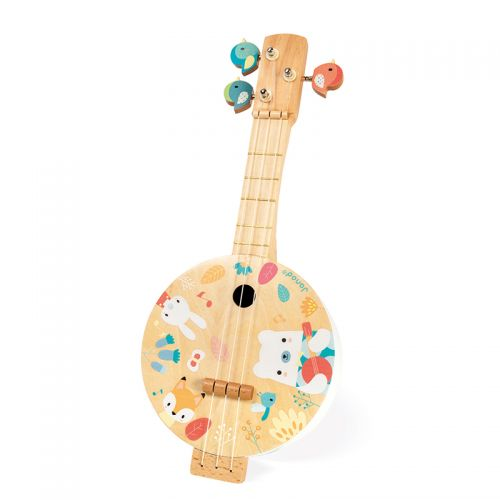 Banjo Pure, Instrumento musical Janod
