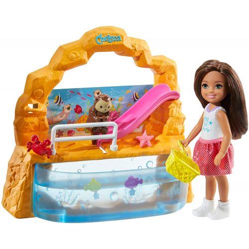 Muñeca Barbie Chelsea, vamos al Acuario