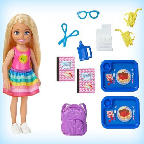 Muñeca Barbie Chelsea , Hora de ir a la escuela
