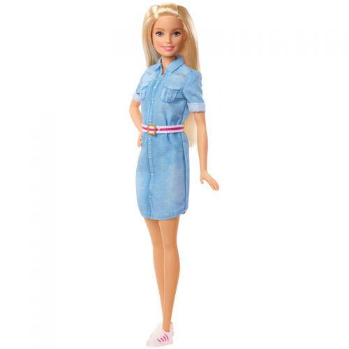 Muñeca Barbie Dreamhouse con vestido vaquero