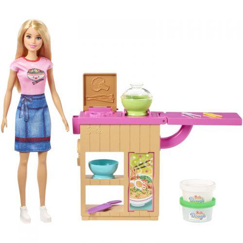 Barbie Restaurante Japonés de Juguete Noodle Bar