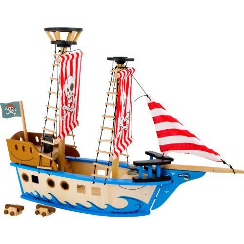 Barco Pirata de madera Jack - Legler