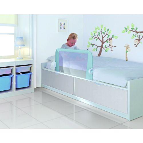 Barrera de cama Ajuste fácil Lindam - Varios colores