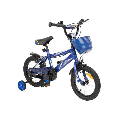Bicicleta de 14 Pulgadas para Niños Makani Diablo Azul