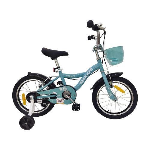 Bicicleta para niños Makani 16 Pulgadas Bentu Cyan