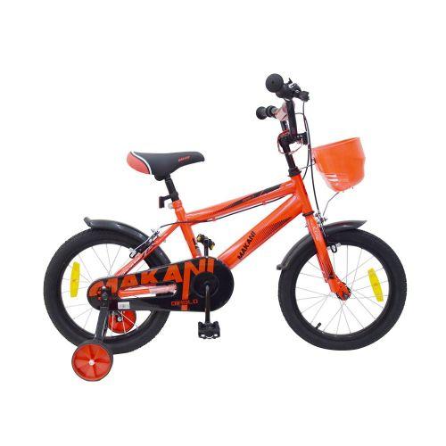 Bicicleta de 16 Pulgadas para Niños Makani Diablo Rojo