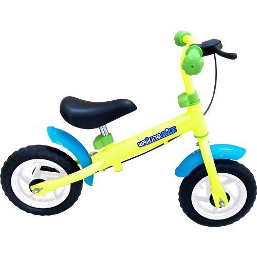 Bicicleta de Aprendizaje con Freno en color Verde - Legler