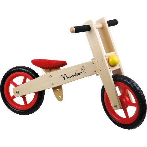 Bicicleta de aprendizaje Número 1- Legler - PRECIO ESPECIAL REBAJAS