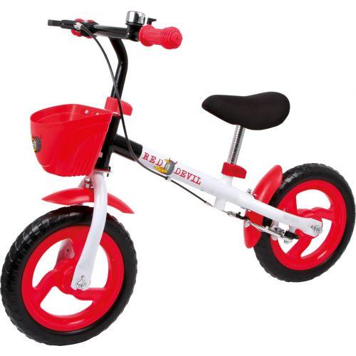 Bicicleta de aprendizaje Red Devil - Legler