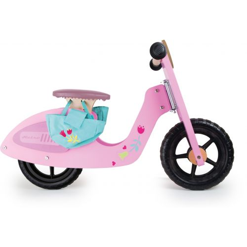 Bicicleta de Aprendizaje Vespa Rosa - Legler