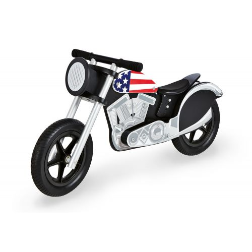 Bicicleta de Madera sin Pedales Motorrad Cooper - Pinolino