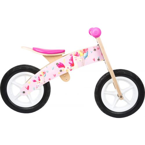 Bicicleta de madera sin pedales Unicornio - Legler