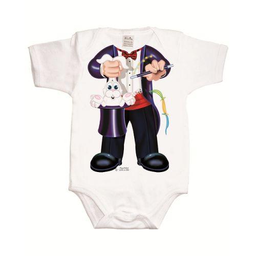 Body para Bebé Mago - De 0 a 18 Meses