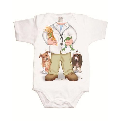 Body para Niño Veterinario