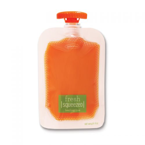 Bolsas para la Fresh Squeezed de Infantino , 50 unidades
