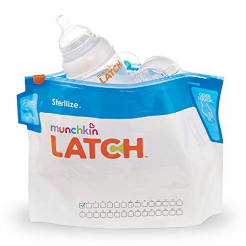 Bolsas Esterilizar en Microondas- Munchkin Latch