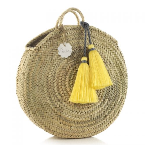 Bolso de Palma Tassel - Cambrass - Ideal para el verano