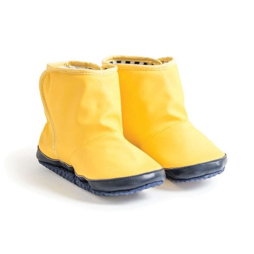 Botines de Lluvia Amarillos para Bebé