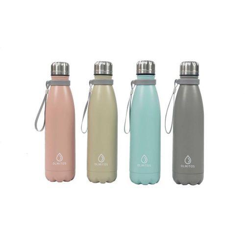 Botella Térmica Inox 500ml Olmitos