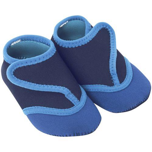 Botines de Neopreno de Natación para Bebés Azules