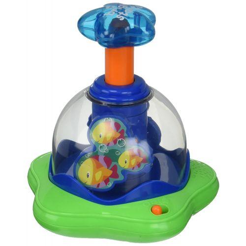 Bright Starts Press & Glow Spinner juguete