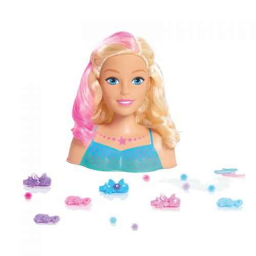 Busto peinable Barbie Dreamtopia