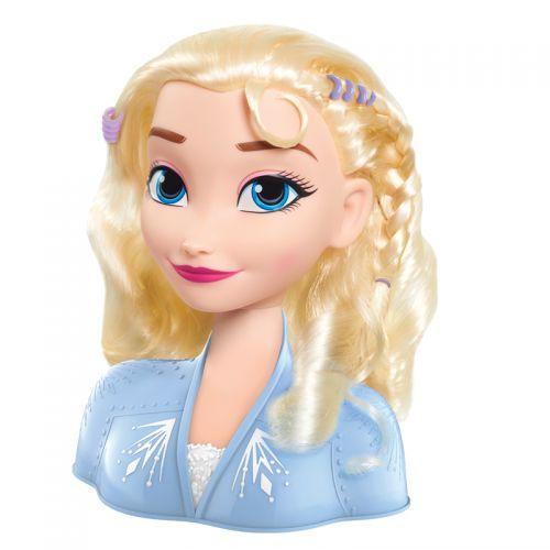 Busto peinable Princesa Elsa Frozen