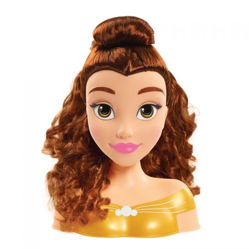 Busto peinable Princesa Belle con Accesorios , Disney
