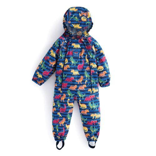 Buzo Impermeable Bebé y Niño Dinosaurios - Ideal Viaje