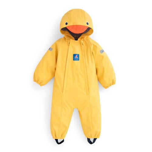 Buzo Impermeable Infantil Yellow Duck