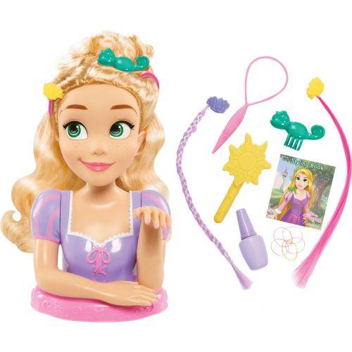 Cabeza para peinar Princesa Rapunzel , Disney