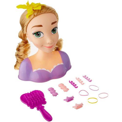 Disney Cabeza peinable Rapunzel con accesorios