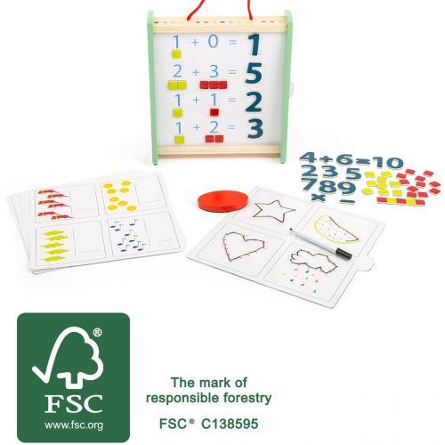 Caja de aprendizaje Edúcate - A partir de 6 años - 140 piezas