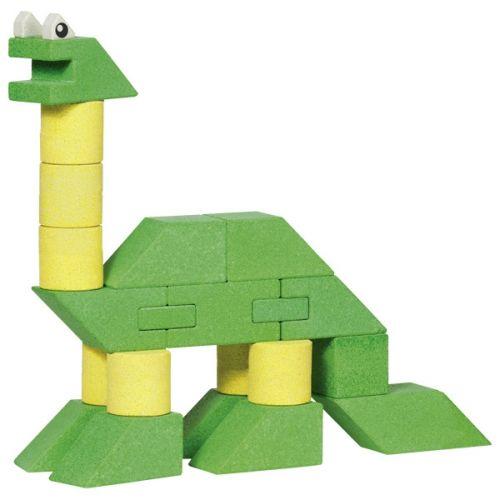 Caja de construcción Dinosaurio Pequeño , Anker