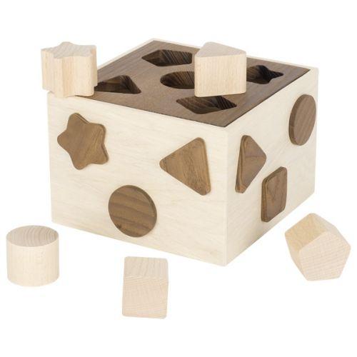 Caja de formas Goki Nature