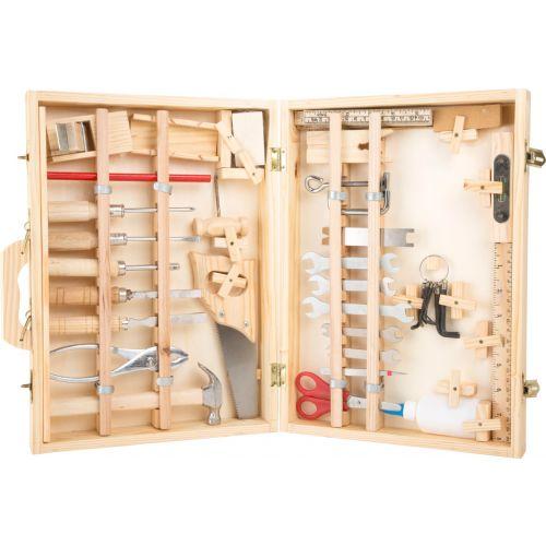 Caja de herramientas Deluxe, 48 piezas  a partir de 6 años de edad